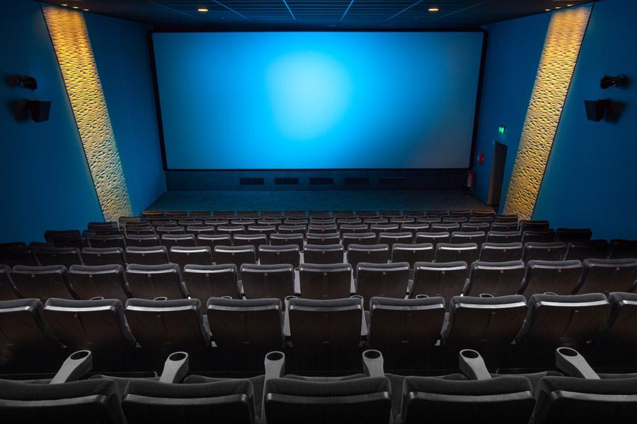 PSVR 自宅で映画館
