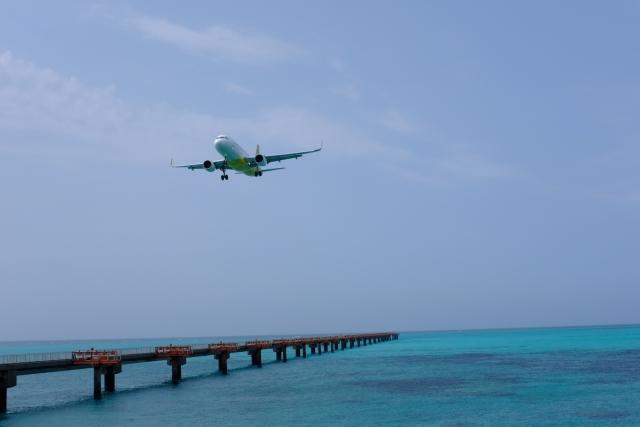 YouTube 【15年前の下地島空港】民間航空機(JAL,JTA,ANA等)のパイロット離着陸訓練してた時代のレア動画 タッチアンドゴーもしていました。