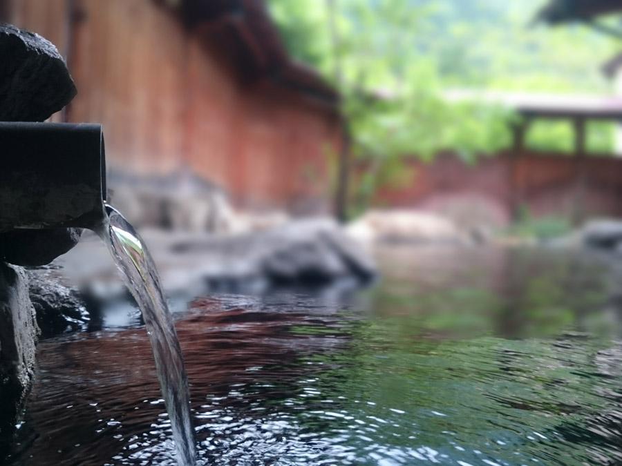 温泉旅行に行けないからせめて自宅で温泉気分