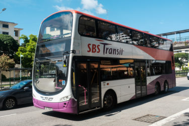 シンガポール観光 路線バスのススメ