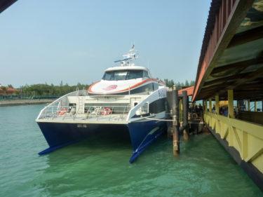 シンガポールから一足伸ばしてインドネシア ビンタン島へ! ~乗船~ビンタン島到着編~ 2/4