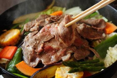 北海道の味噌ジンギスカン